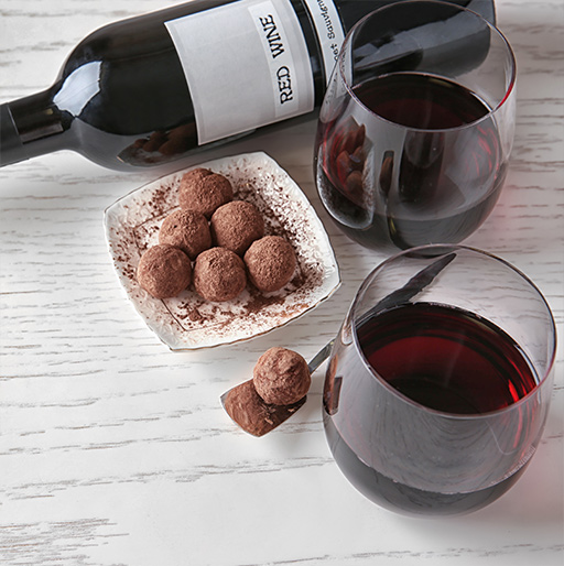 Our Wine & Chocolate Gift Ideas for Friends